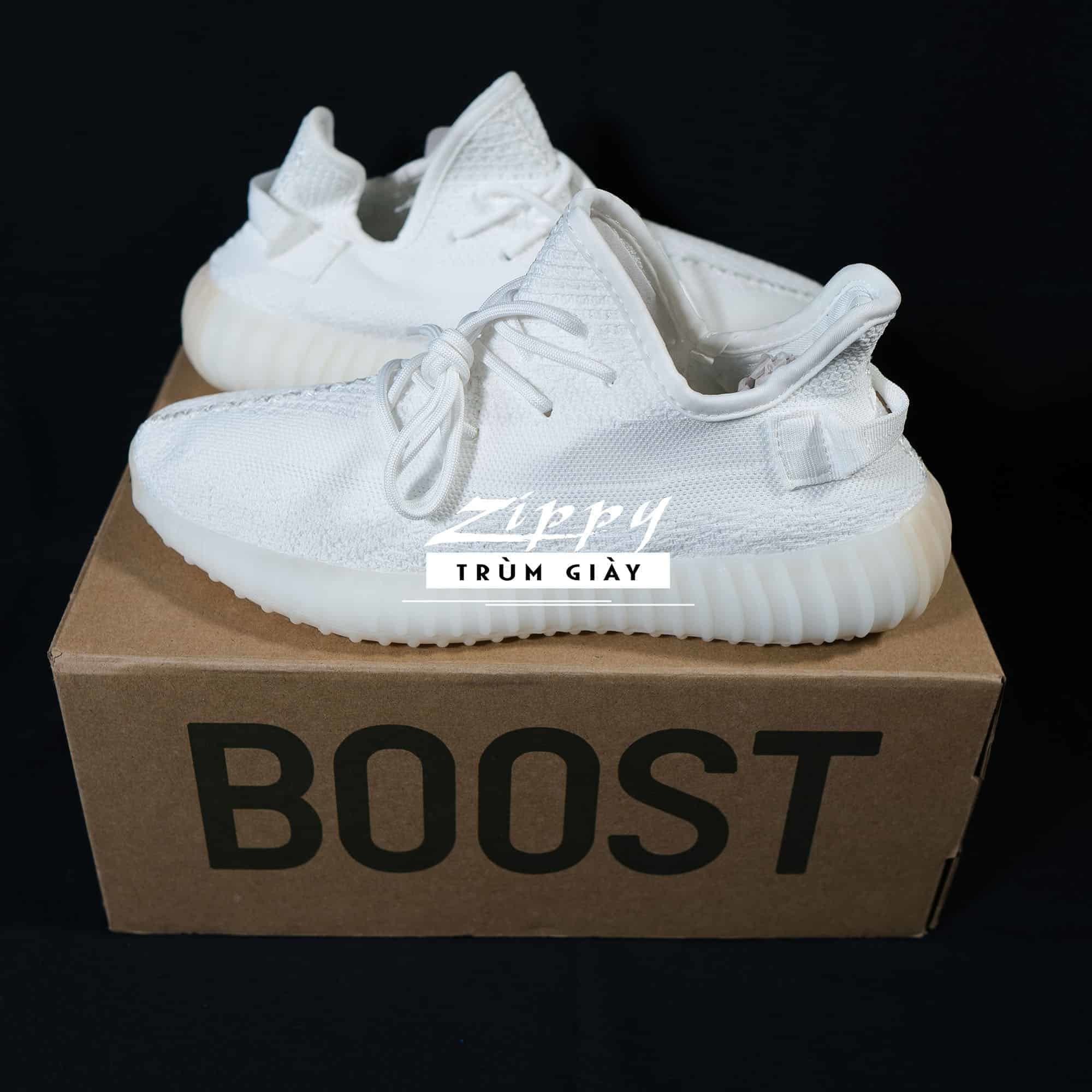 40d42c0192d72 Adidas Yeezy Boost 350 V2 Màu Cream White SF+Form REP – Zippy Giày ...
