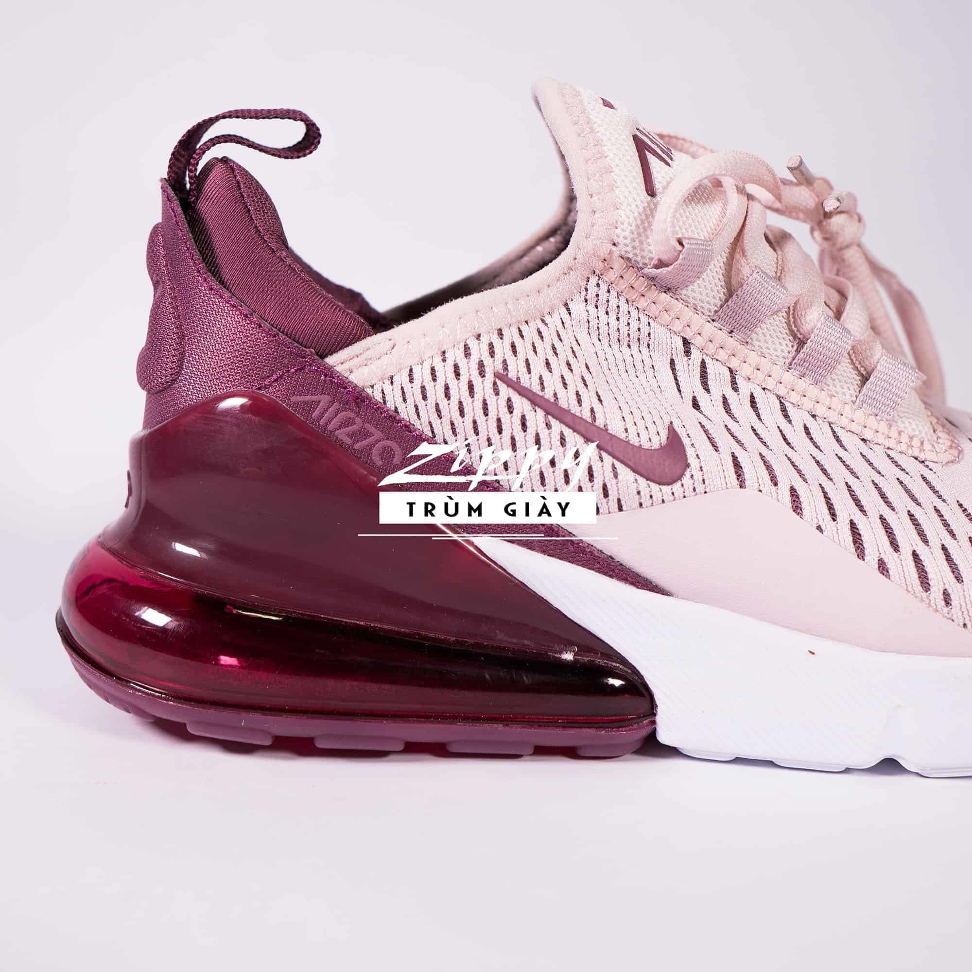 separation shoes a3770 ad1c0 Nike Air Max C270 Màu Barely Rose