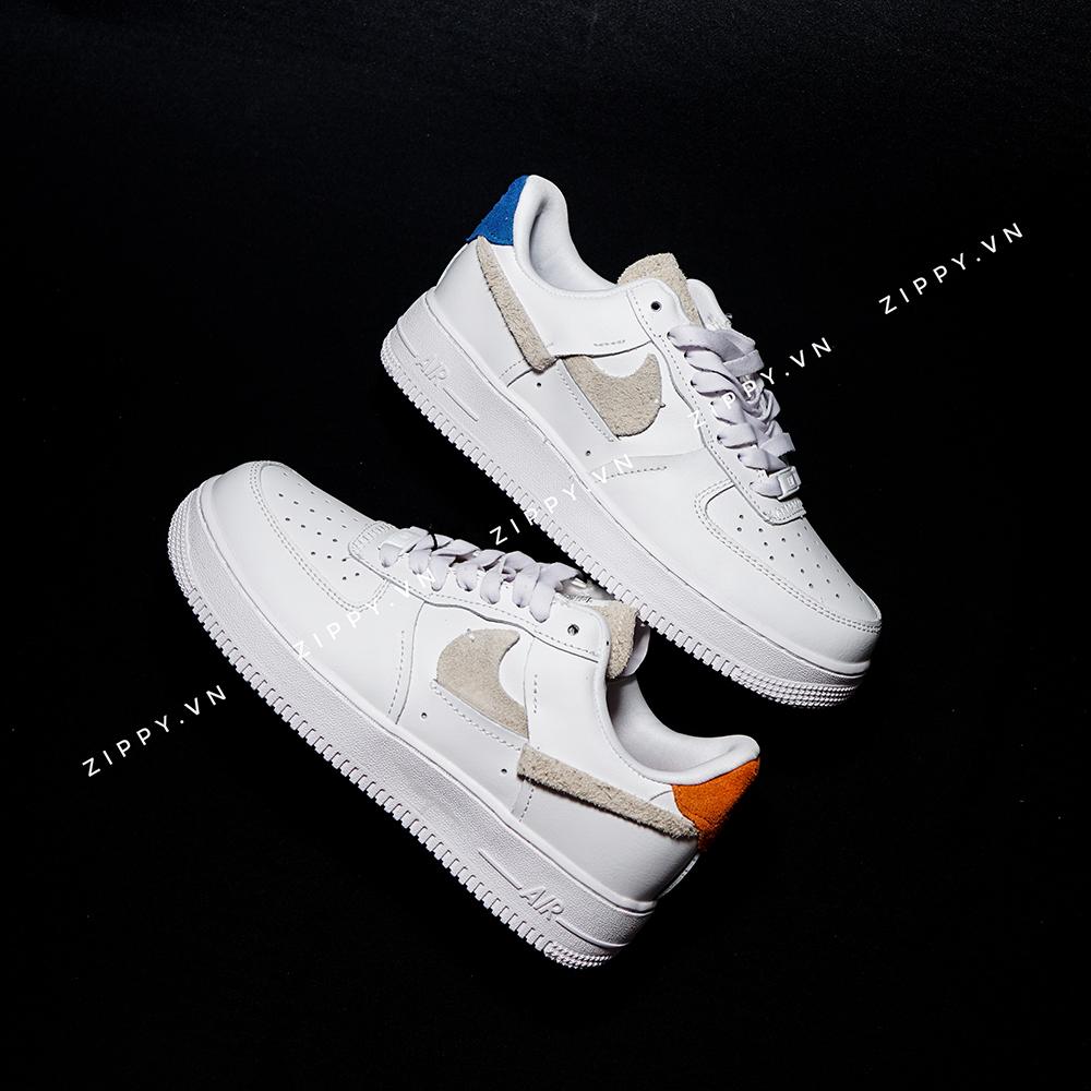 Nike Wmns Air Force 1 07 LX White/ Platinum Tint-Game